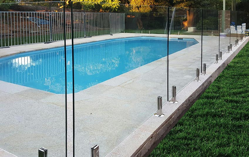 Glass Pool Fencing Mornington Peninsula Frameless Pool Fencing